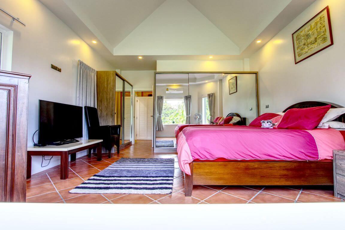 Baan Suan Bedroom 03