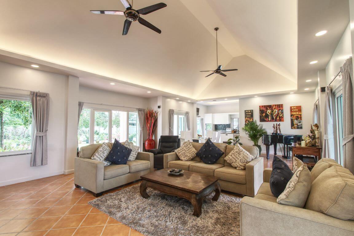 Baan Suan Living Room 2