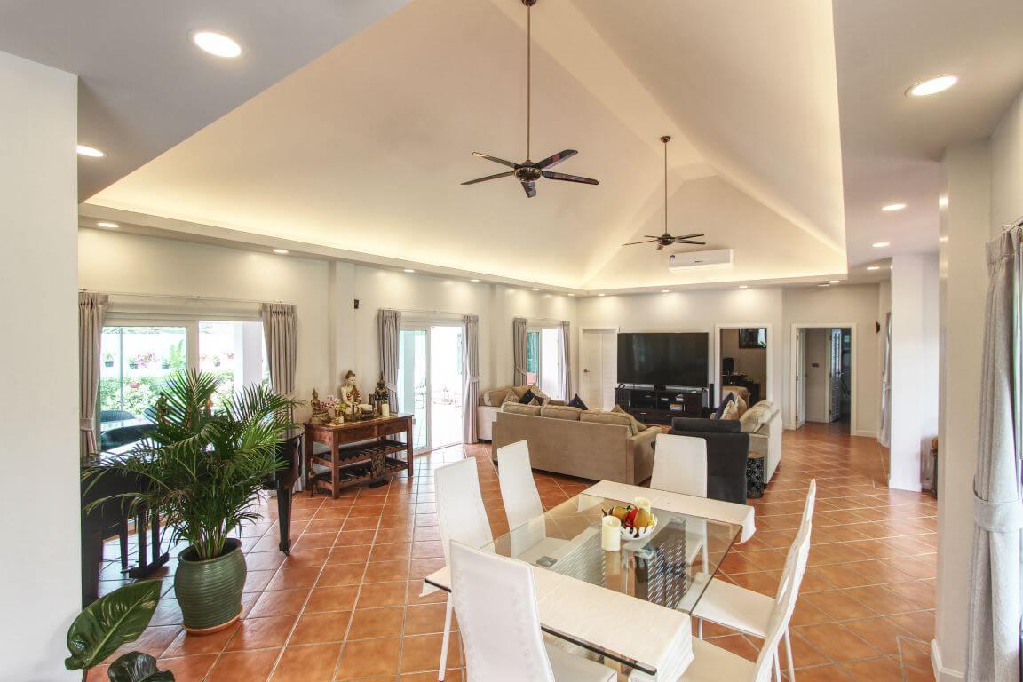 Baan Suan Living Room 5